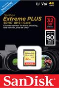 Sandisk SD 32G EXTREME PLUS