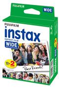 Fujifilm PAPIER PHOTO INSTAX WIDE BIPACK