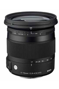 Sigma 17-70mm F2.8-4 DC OS / Contemporary Canon