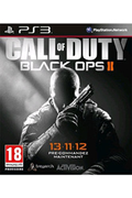 Activision CALL OF DUTY : BLACK OPS II