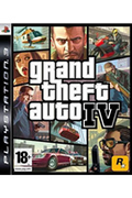 Take2 GTA IV PS3