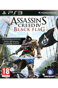 Ubisoft ASSASSIN'S CREED IV : BLACK FLAG