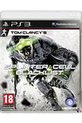 Ubisoft SPLINTER CELL 6 : BLACKLIST
