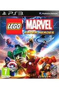Warner LEGO MARVEL SUPER P3