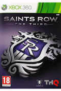 Thq SAINTS ROW : THE THIRD