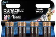Duracell DURACELL ULTRA POWER AA X8 STAR WARS