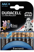 Duracell DURACELL ULTRA POWER AAA X8 STAR WARS