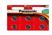 Panasonic CR-2032 X6