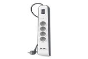 Belkin 4 PRISES FR + 2 USB