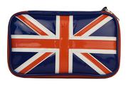 Urban Factory Etui de protection vinyl drapeau UK pour disque dur externe 2,5