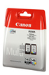Canon Pack PG-545 noir + CL-546 couleur