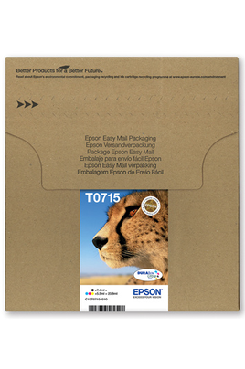 epson multipack t0715 guepard. Black Bedroom Furniture Sets. Home Design Ideas