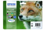 Epson PACK COULEUR T1285 RENARD