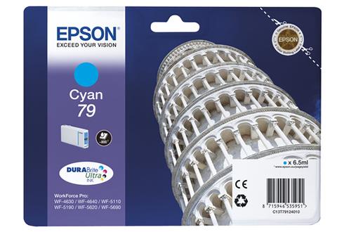 CARTOUCHE ET TONER POUR IMPRIMANTE EPSON T7912 CYAN STANDARD