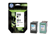 Hp PACK 350-351