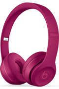 Beats SOLO 3 WIRELESS Collection Urbaine rouge brique