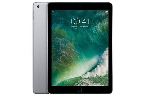 Apple IPAD WIFI 32 GO GRIS SIDERAL (MP2F2NF/A)