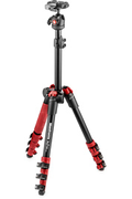 Manfrotto TRÉPIED BEFREE ONE NOIR ET ROUGE