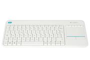 Logitech K400+ Blanc