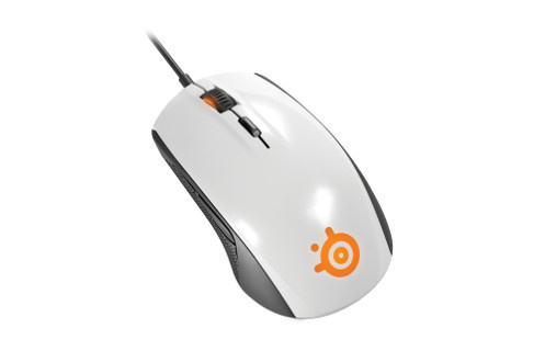GAMING PC STEELSERIES RIVAL 100 WHITE