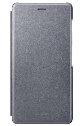 Huawei etui folio gris pour huawei p9 lite p9 lite for Housse huawei p9 lite