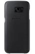 Samsung COQUE DE PROTECTION EN CUIR NOIR POUR SAMSUNG GALAXY S7