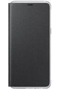 Samsung ETUI FLIP NEON NOIR POUR SAMSUNG GALAXY A8
