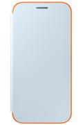 Samsung ETUI FLIP NEON BLEU POUR SAMSUNG GALAXY A5 2017