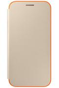 Samsung ETUI FLIP NEON OR POUR SAMSUNG GALAXY A5 2017