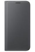 Samsung ETUI FLIP WALLET NOIR POUR SAMSUNG GALAXY S7