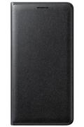 Samsung ETUI FLIP WALLET NOIR POUR SAMSUNG GALAXY J3