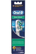 Oral B DUAL CLEAN EB417X2