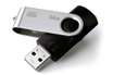 Goodram Clé USB GOODRAM UTS2 64 Go