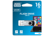 Goodram 16GB TWISTER NOIR USB 2.0