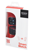 Sony SMARTWATCH NOIR