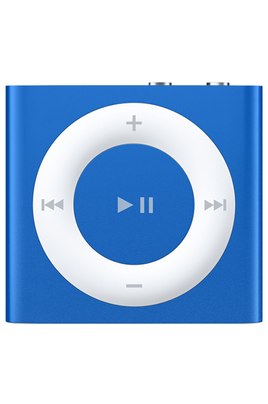 LECTEUR MP3-MP4, IPOD APPLE IPOD SHUFFLE 2GO BLUE