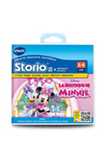 Vtech JEU STORIO 2 BOUTIQUE MINNIE