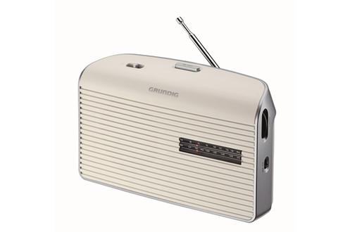 RADIO GRUNDIG MUSIC60L-W BLANC