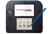 Nintendo 2DS NOIR + BLEU