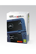 Nintendo NINTENDO NEW 3DS XL BLEU METALIQUE