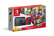 Nintendo PACK NINTENDO SWITCH + SUPER MARIO ODYSSEY