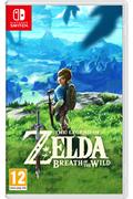 Nintendo The Legend of Zelda : Breath of the Wild Nintendo Switch