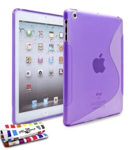 muzzano coque le s apple ipad mini violet. Black Bedroom Furniture Sets. Home Design Ideas