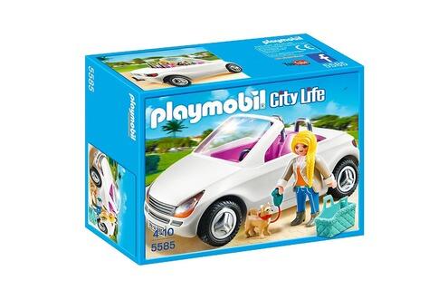 playmobil playmobil 5585 voiture cabriolet. Black Bedroom Furniture Sets. Home Design Ideas