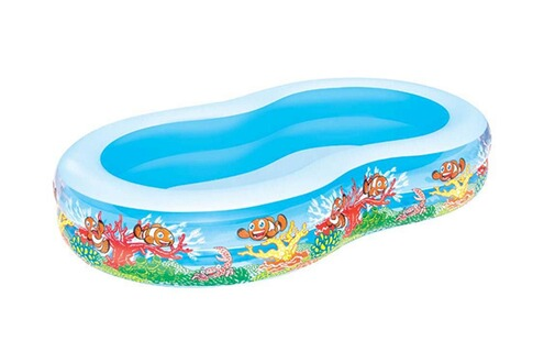 Bestway piscine play pool familiale en huit x 1 for Bestway piscine service com