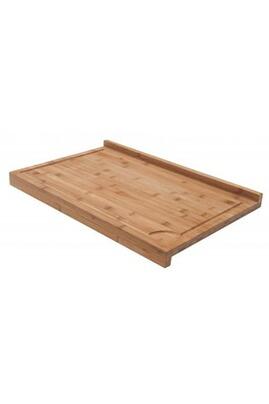dm creation 00244 plan de travail amovible bambou 58x38cm. Black Bedroom Furniture Sets. Home Design Ideas