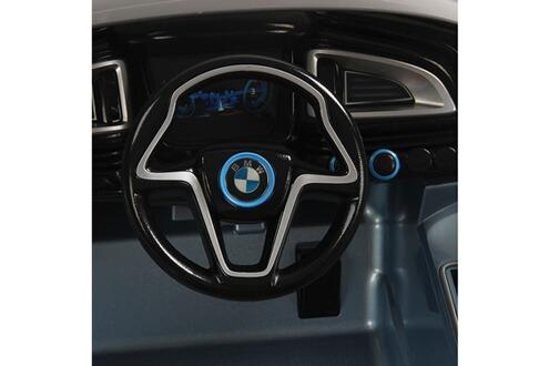 bmw bmw i8 voiture v hicule lectrique pour enfants 3 8 ans 2 moteurs 6 v 3 6 km h phares. Black Bedroom Furniture Sets. Home Design Ideas