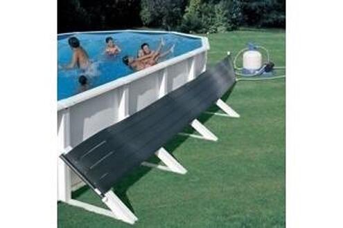 Gr rechauffeur panneau solaire pour piscine max 20 m3 for Rechauffeur petite piscine
