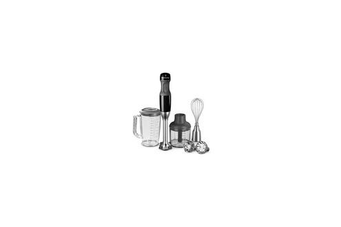 kitchenaid mixeur plongeant noir kitchenaid 5khb2571eob. Black Bedroom Furniture Sets. Home Design Ideas