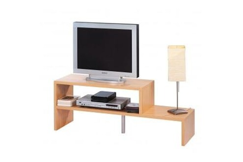 simmob meuble tv grosse epaisseur coloris h tre. Black Bedroom Furniture Sets. Home Design Ideas